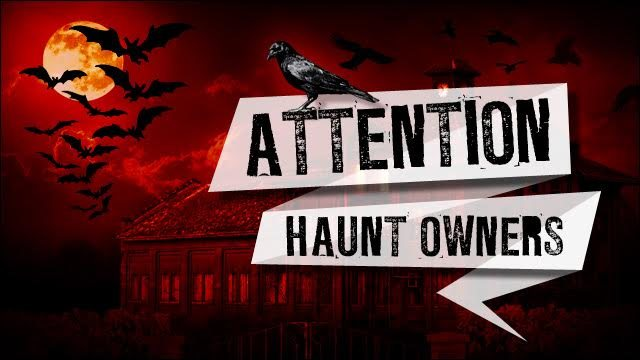 Attention Wichita Haunt Owners
